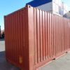 Used 20ft Pallet Wide High Cube Containers for sale