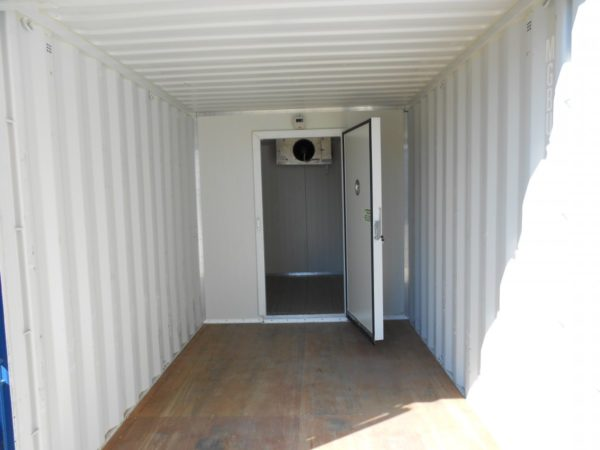 20ft Chiller/Dry Store for sale