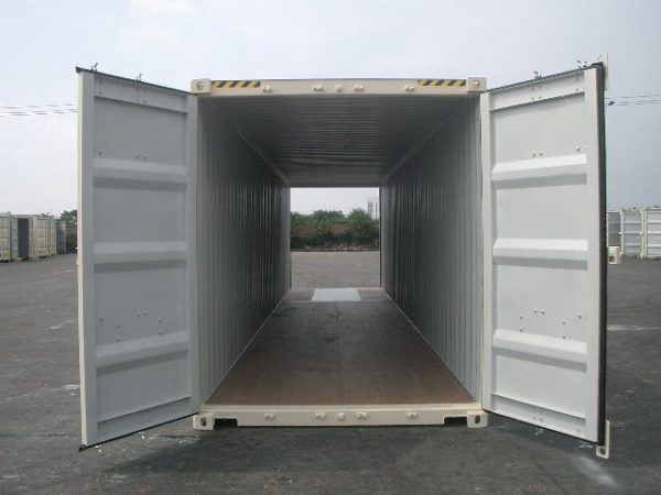 New 40ft General Purpose Container with Double end doors for sale